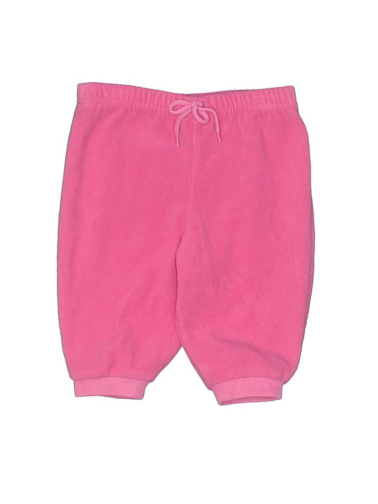 The Children's Place Girls Fleece Pants Size 3-6 mo