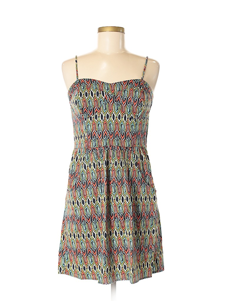 Mossimo Supply Co. Women Casual Dress Size M