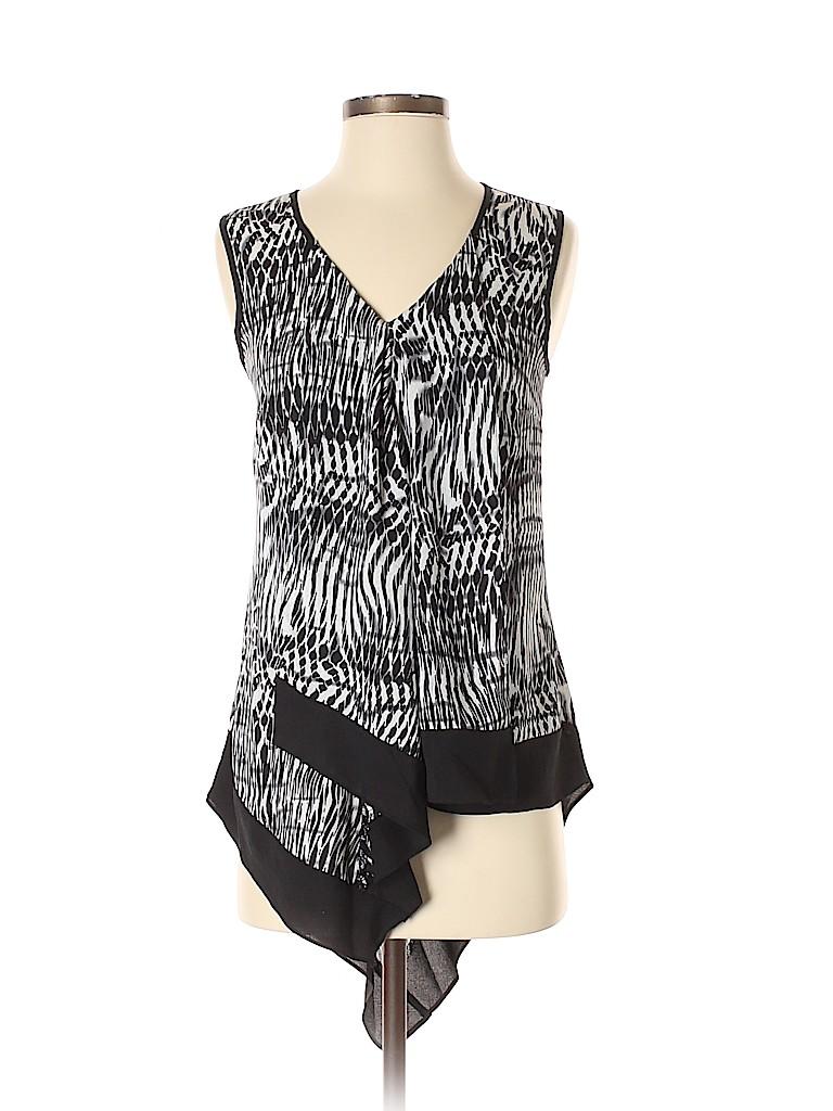 Sioni Women Sleeveless Blouse Size XS