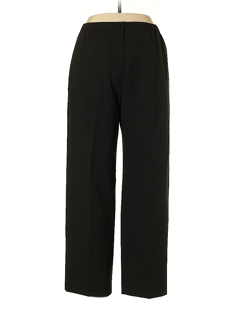 Max Mara Women Wool Pants Size 12