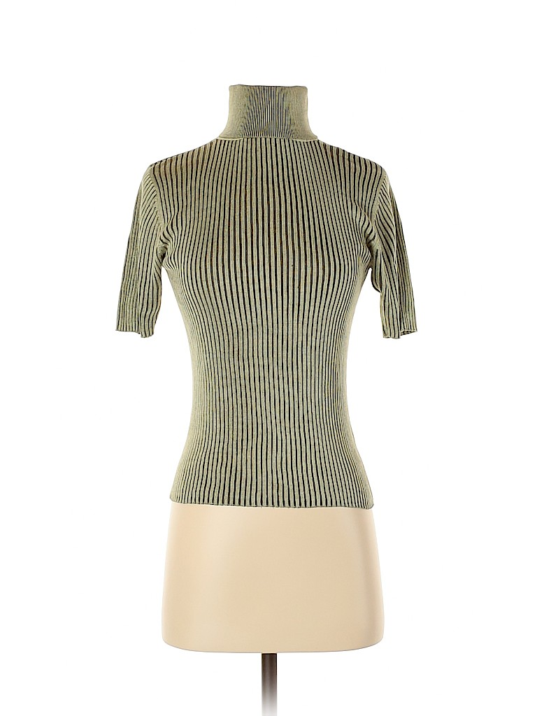 Unbranded Women Silk Pullover Sweater Size L