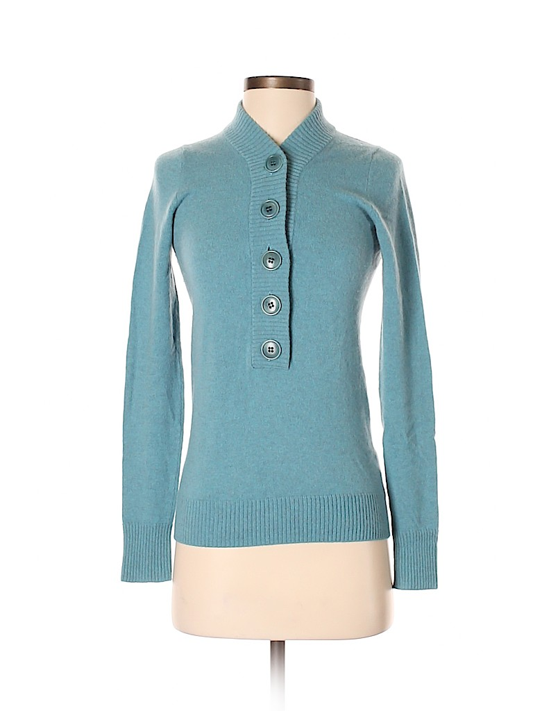 J. Crew Women Cashmere Pullover Sweater Size XS