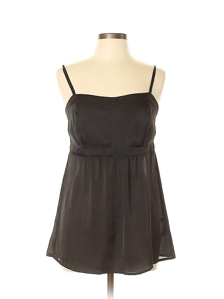 CAbi Women Sleeveless Blouse Size 10