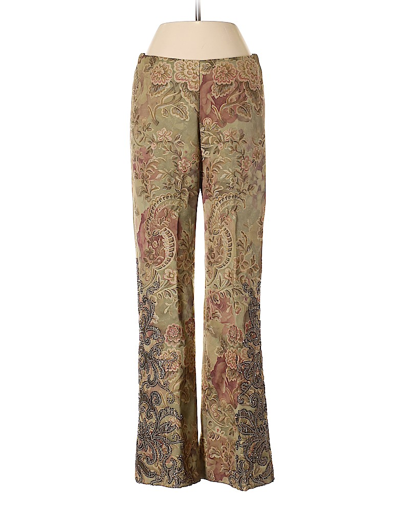 Carmen Marc Valvo Collection Women Casual Pants Size 2