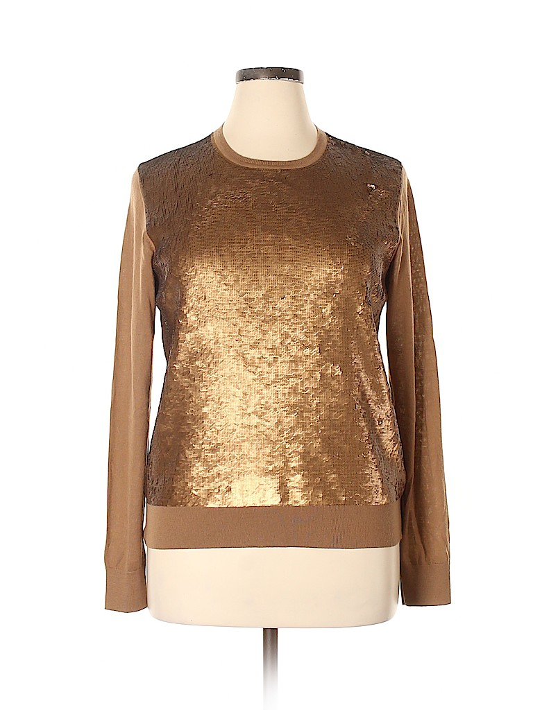 Ralph Lauren Collection Women Cashmere Pullover Sweater Size XL