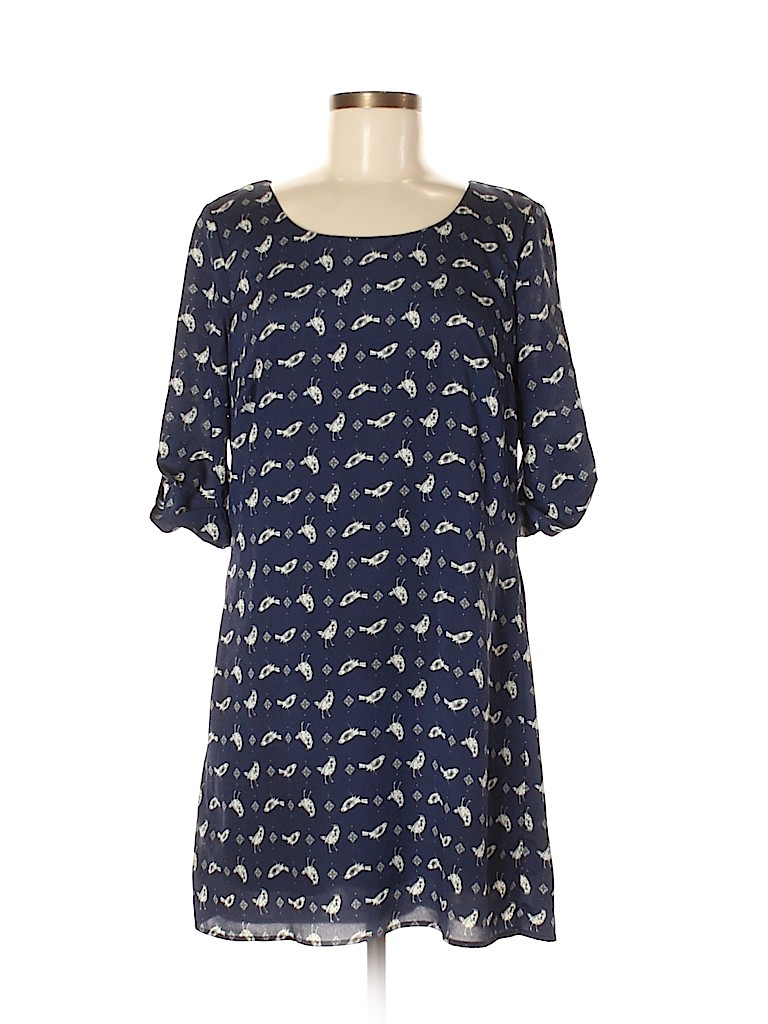 Lily Rose Women Casual Dress Size M