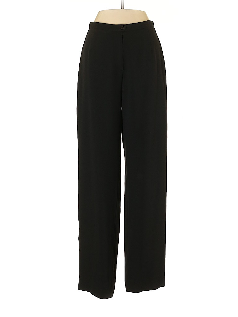 Giorgio Armani Women Wool Pants Size 38 (IT)