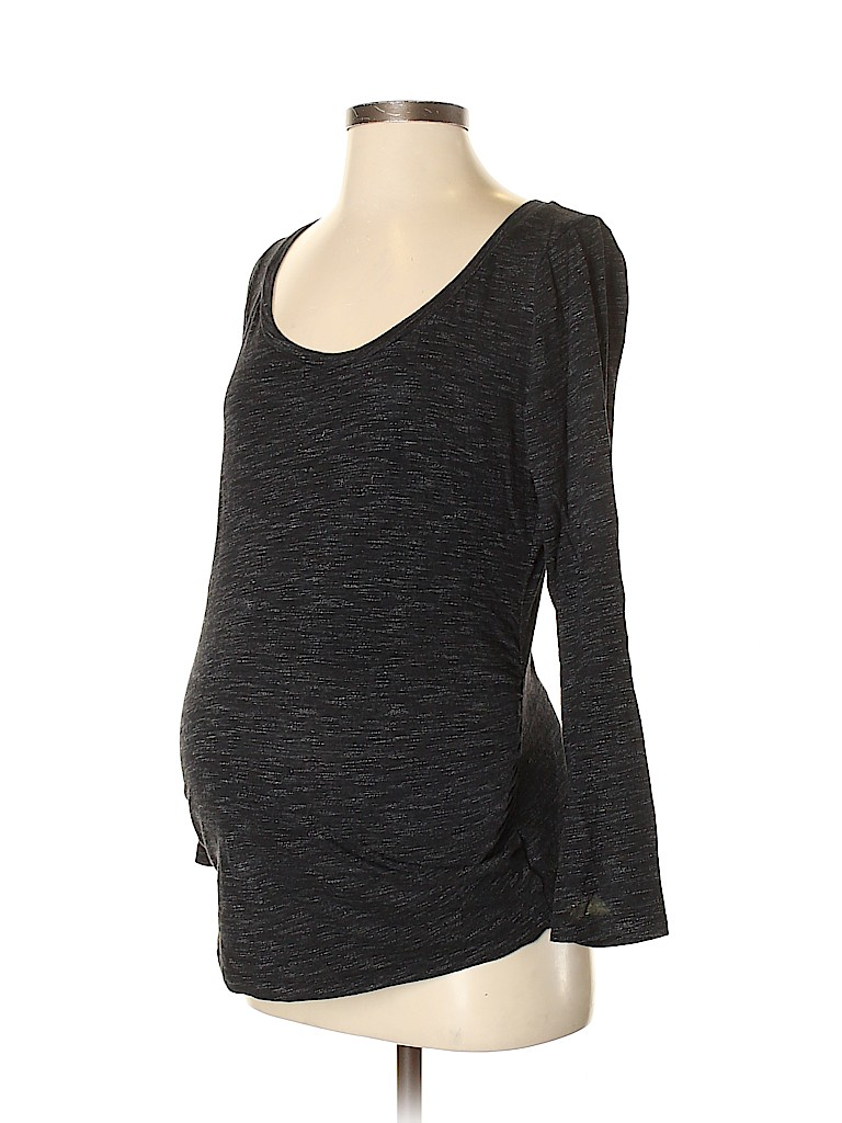 Old Navy - Maternity Women Long Sleeve Top Size S (Maternity)