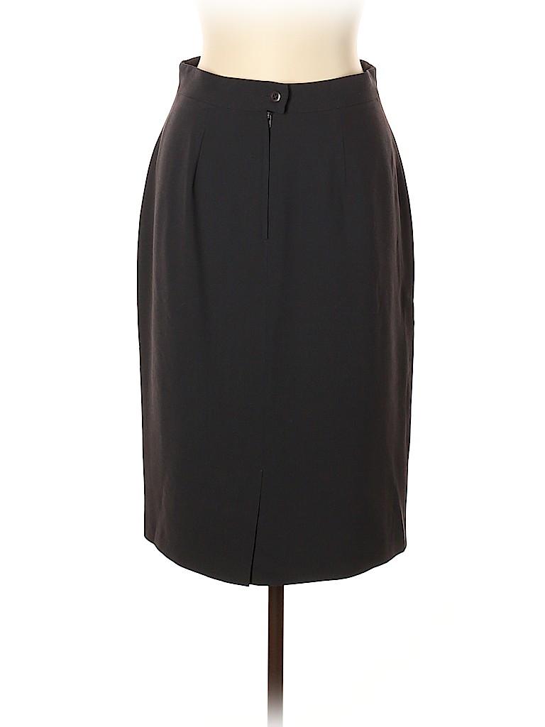 Max Mara Women Wool Skirt Size 12