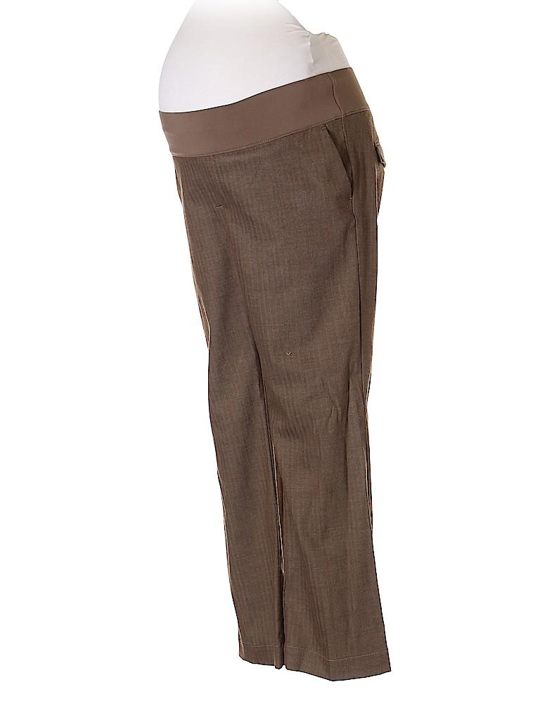 Gap - Maternity Women Wool Pants Size 10 (Maternity)
