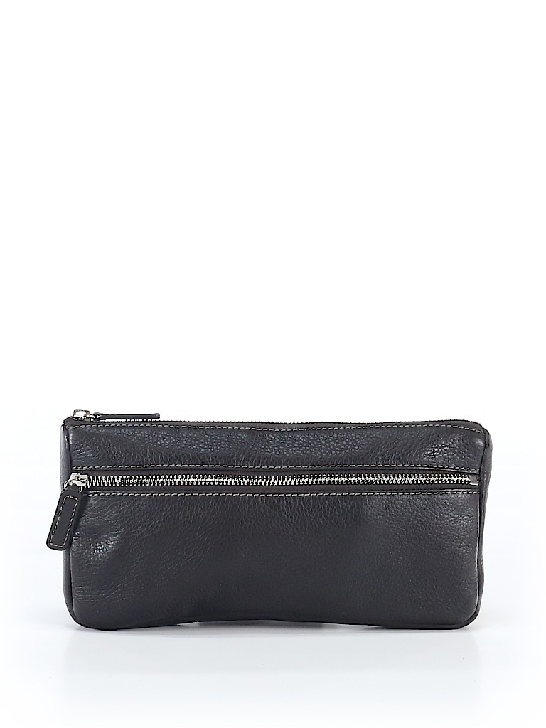 Levenger Women Leather Clutch One Size