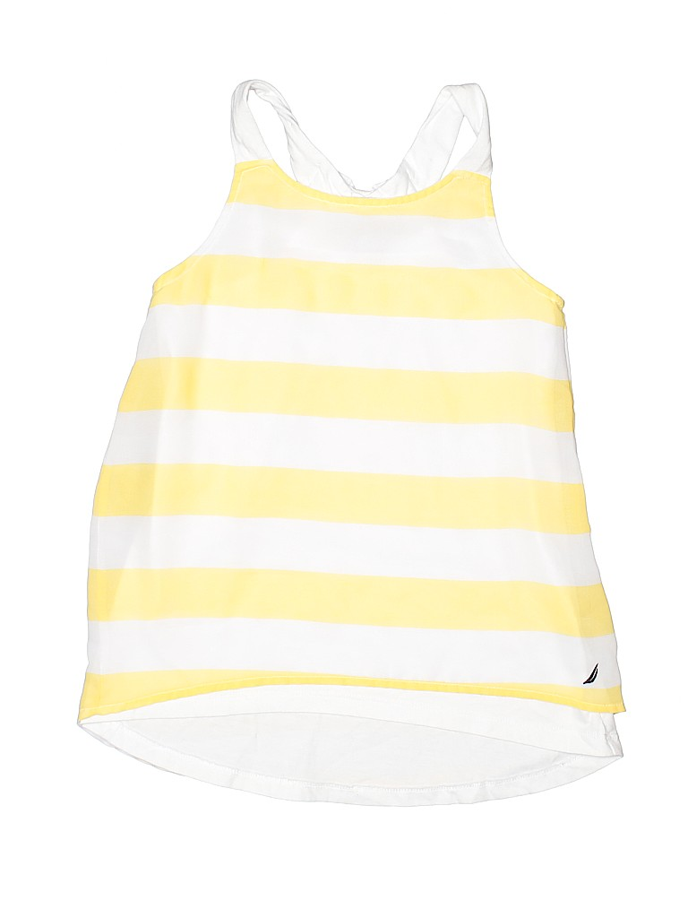 Nautica Girls Sleeveless Blouse Size 7