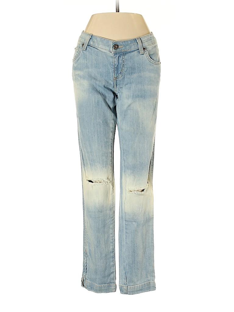 Carmar Women Jeans 27 Waist