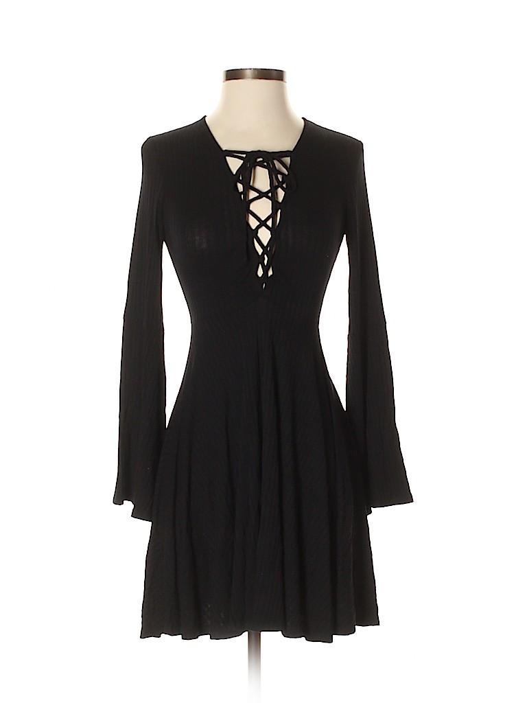 Aqua Women Casual Dress Size XS