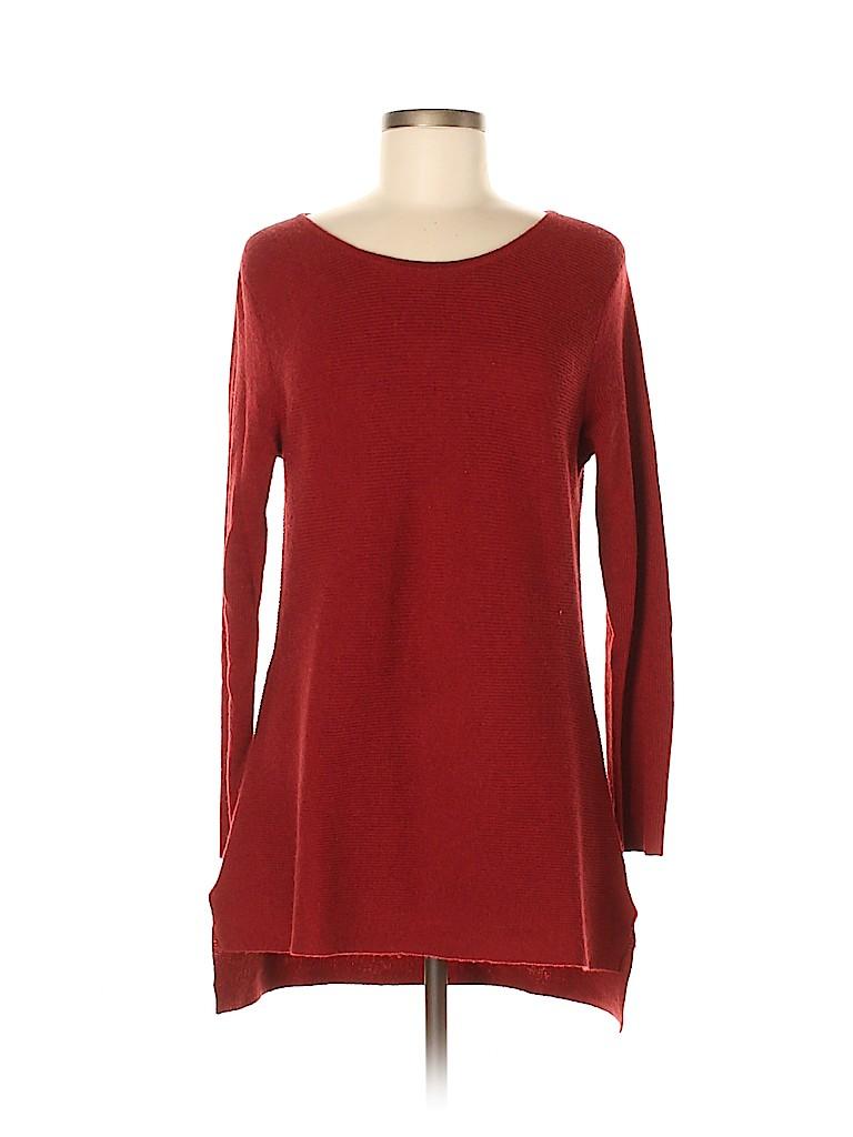 Claudia Nichole Cashmere Women Pullover Sweater Size M