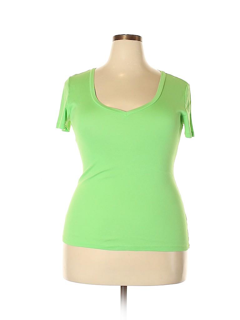 J. Crew Women Short Sleeve T-Shirt Size XL