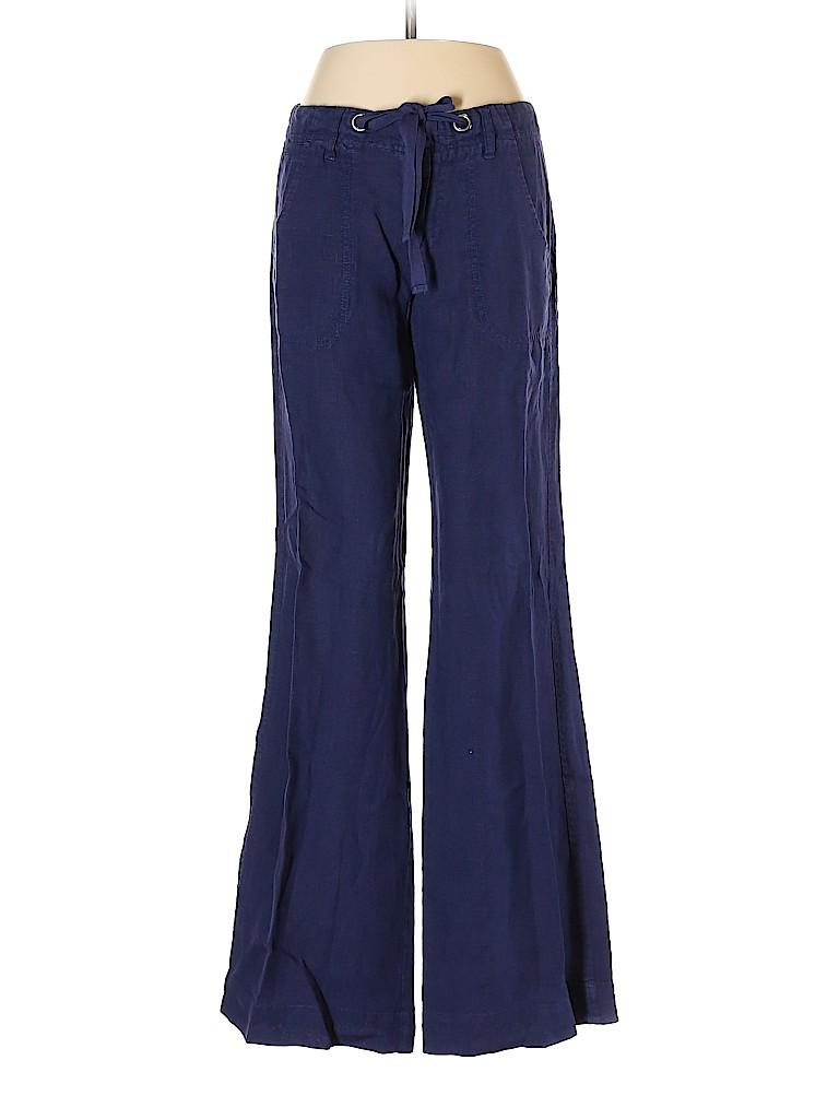 Joie Women Linen Pants Size 4