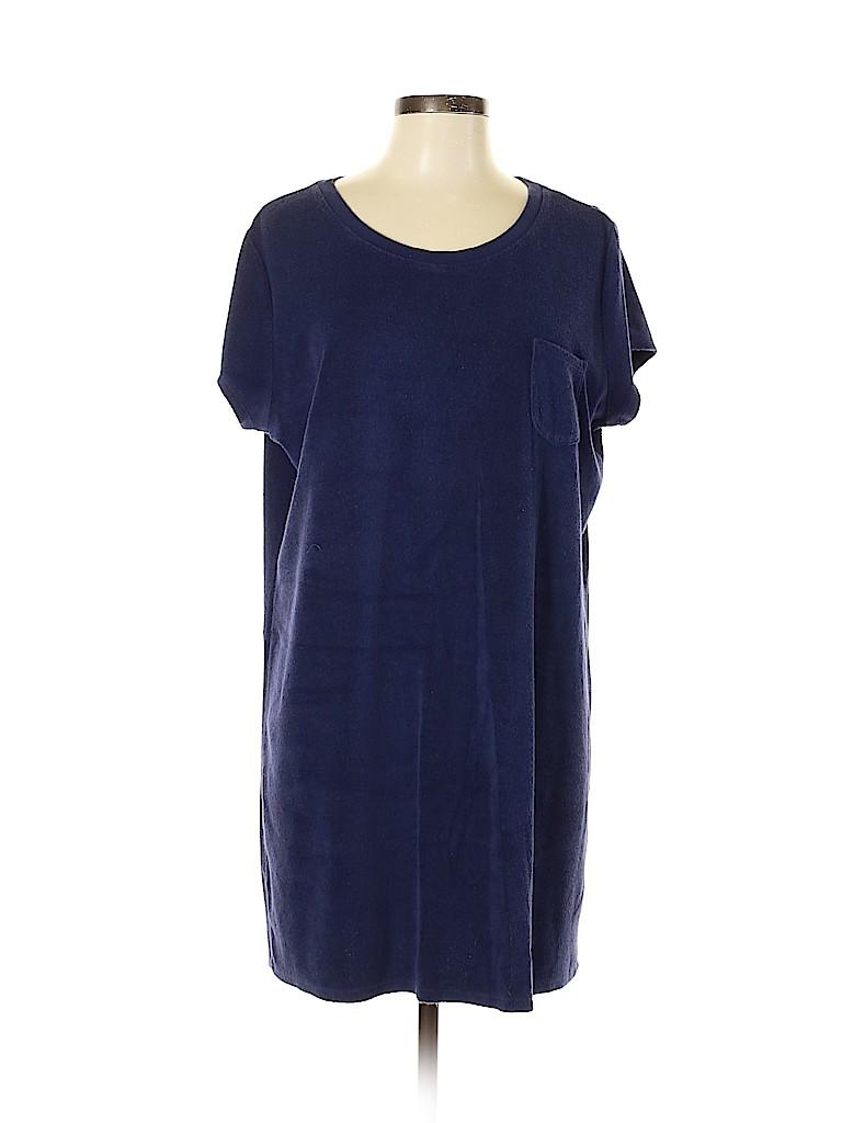 Lands' End Women Casual Dress Size XL