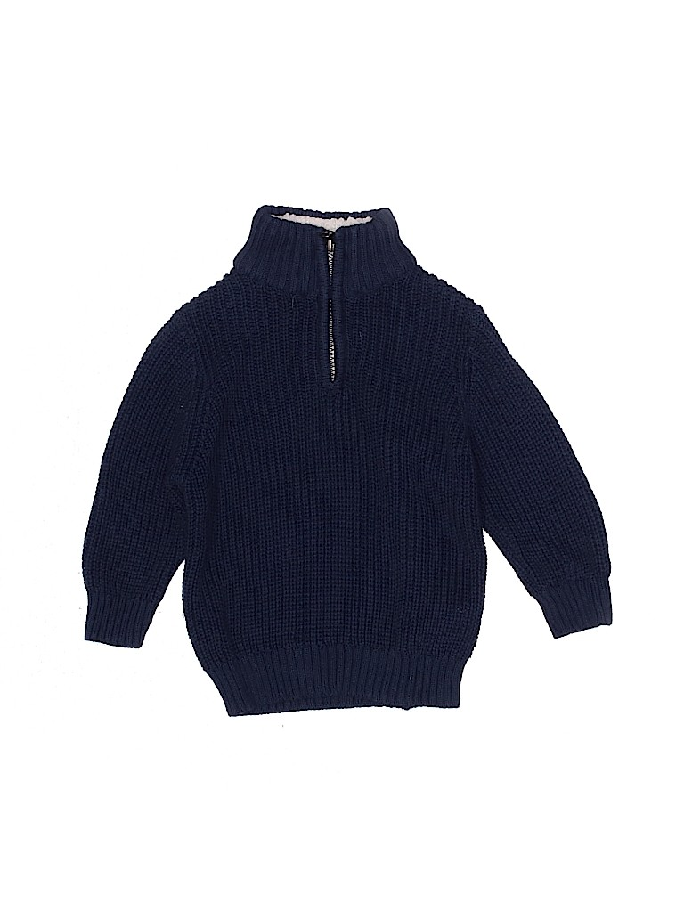 The Children's Place Boys Pullover Sweater Size 12-18 mo