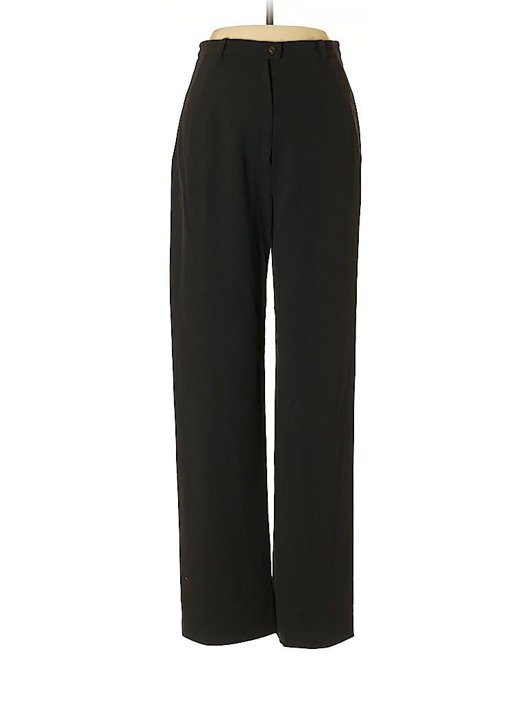 Salvatore Ferragamo Women Wool Pants Size 42 (EU)