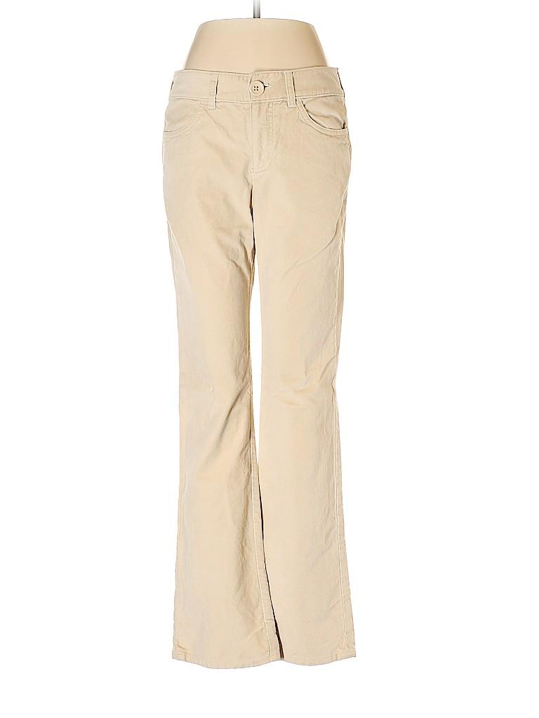 Banana Republic Women Velour Pants Size 6