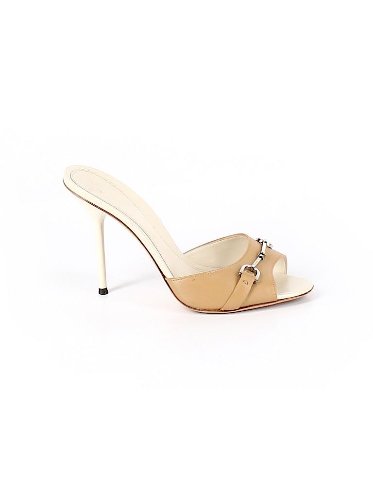 Gucci Women Mule/Clog Size 38.5 (IT)