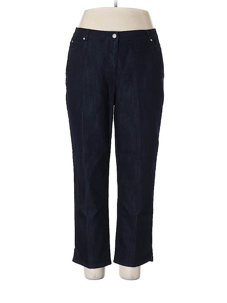Ellen Tracy Women Jeans Size 16
