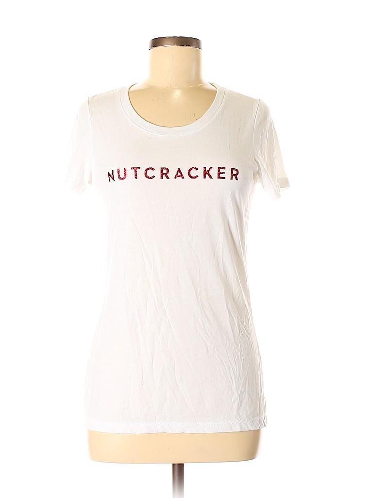 Milly Women Short Sleeve T-Shirt Size M
