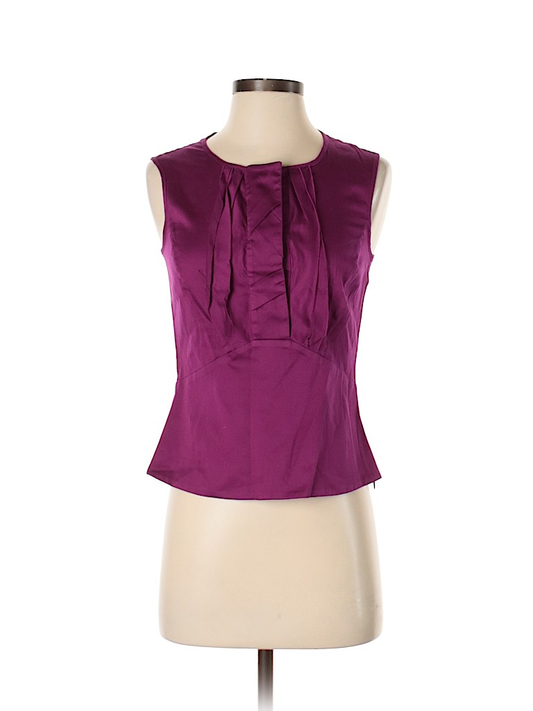 La Via 18 Women Sleeveless Blouse Size 42 (IT)