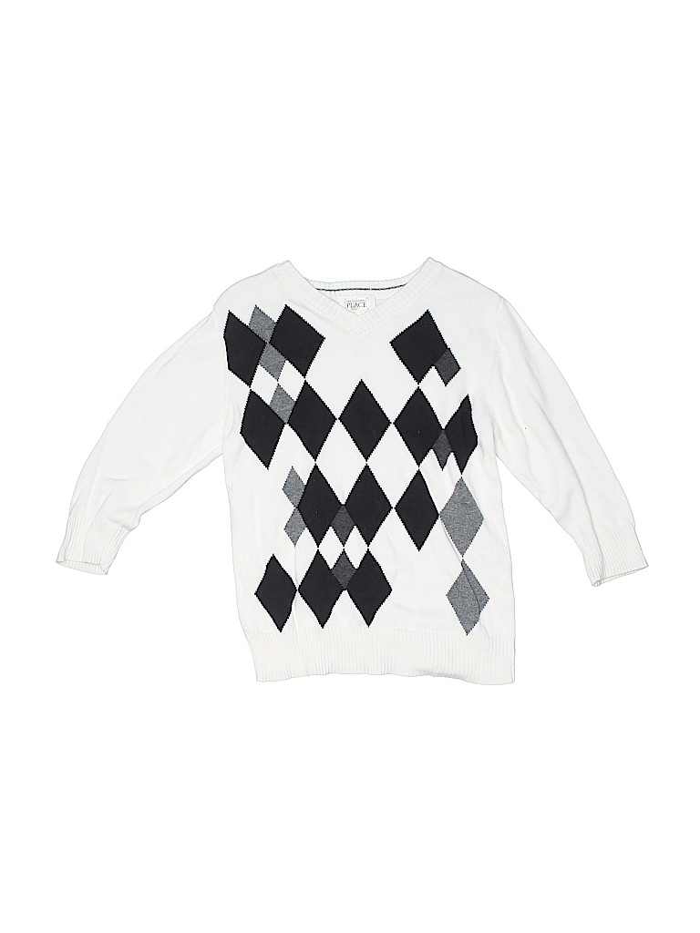 The Children's Place Boys Pullover Sweater Size 3T