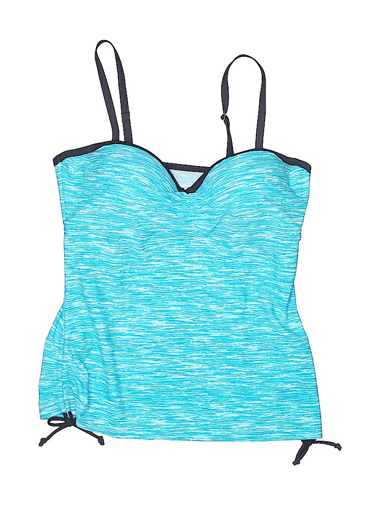 Free Country Women Swimsuit Top Size XL