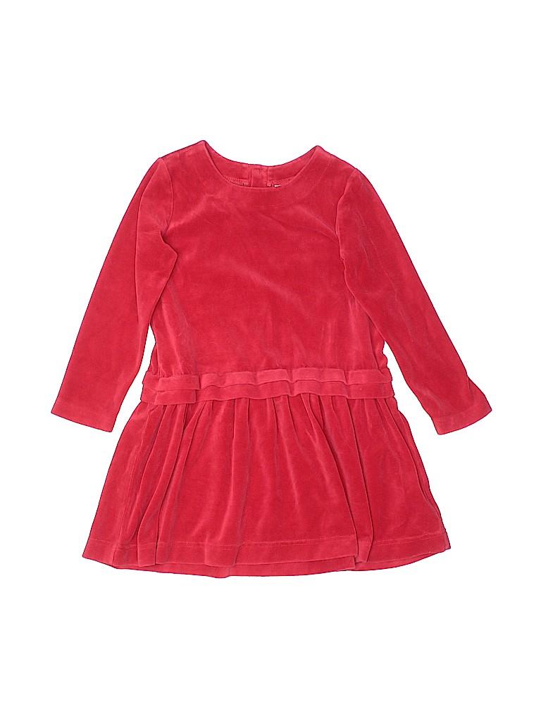 Hanna Andersson Girls Dress Size 110 (CM)