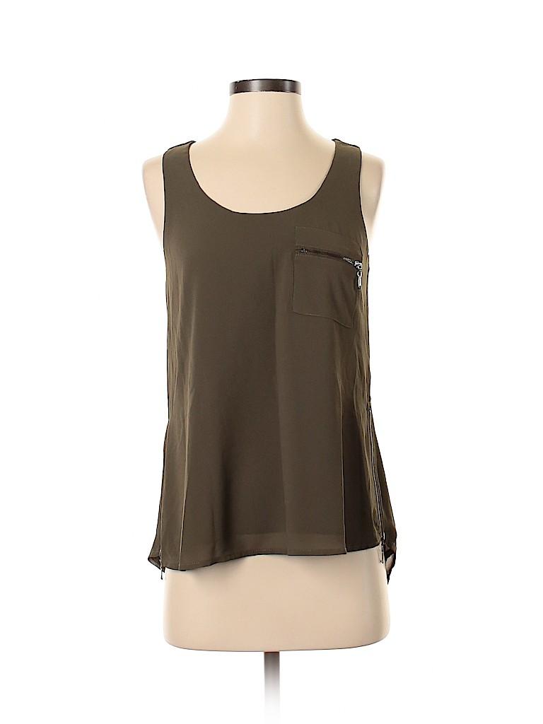 My Michelle Women Sleeveless Blouse Size S