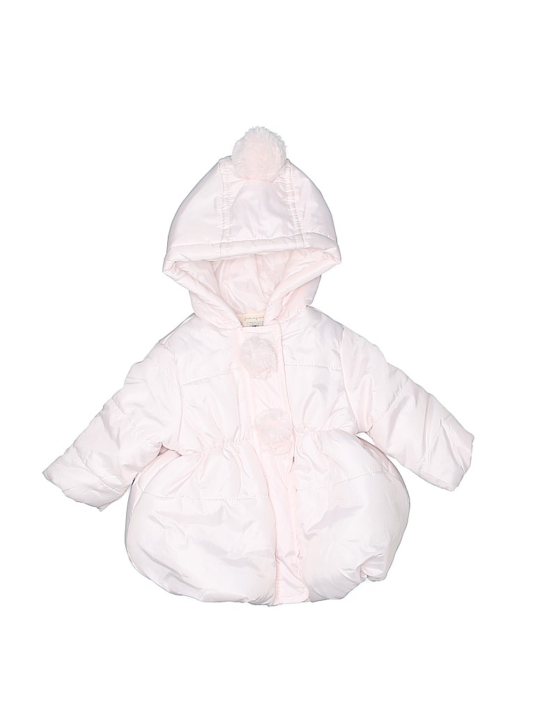 First Impressions Girls Coat Size 0-3 mo