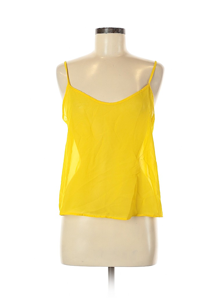 American Apparel Women Sleeveless Blouse Size M