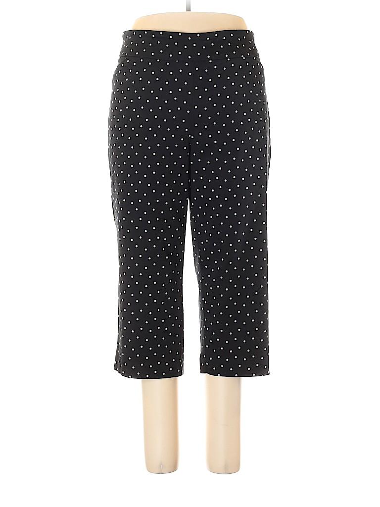 Croft & Barrow Women Casual Pants Size XL