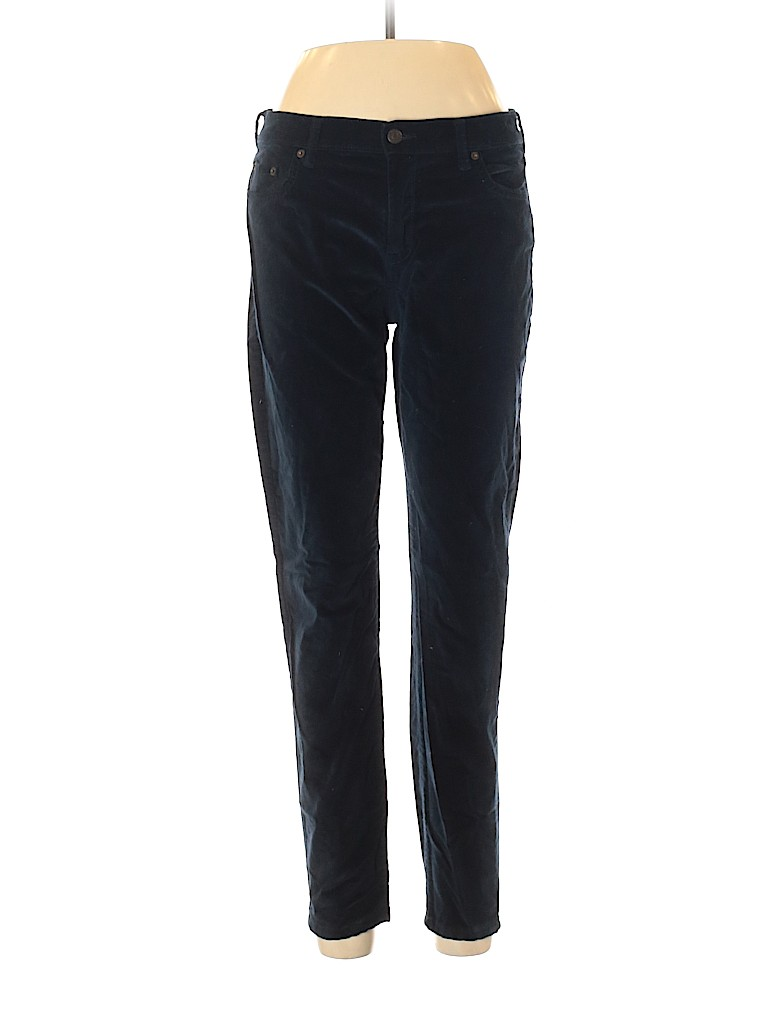 Banana Republic Factory Store Women Velour Pants Size 10