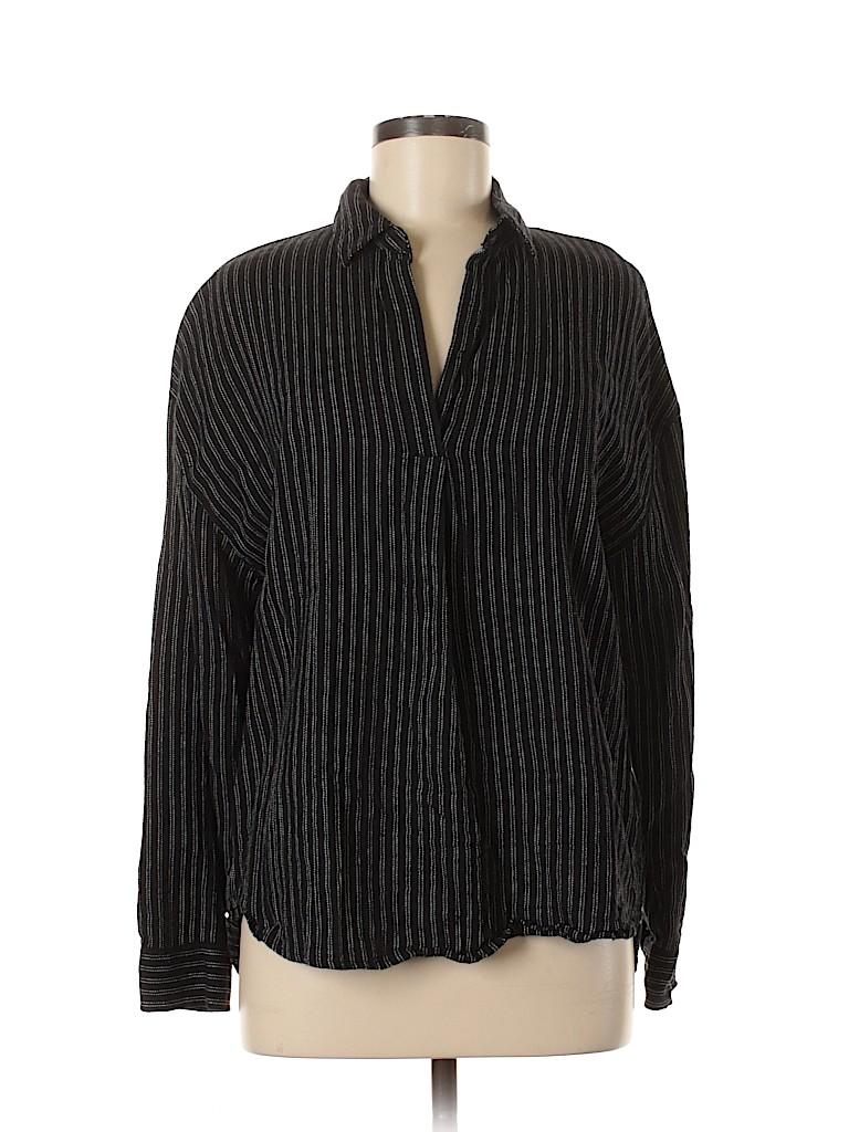 Universal Thread Women Long Sleeve Blouse Size M