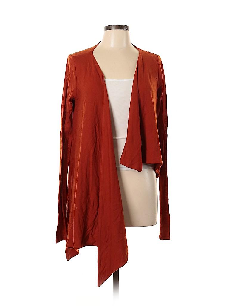 Wayne Women Wool Cardigan Size L