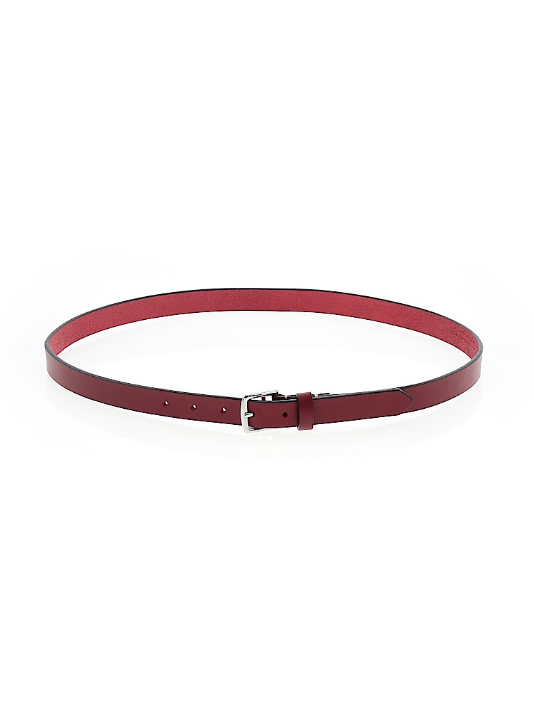 Coach Factory Women Leather Belt Size M