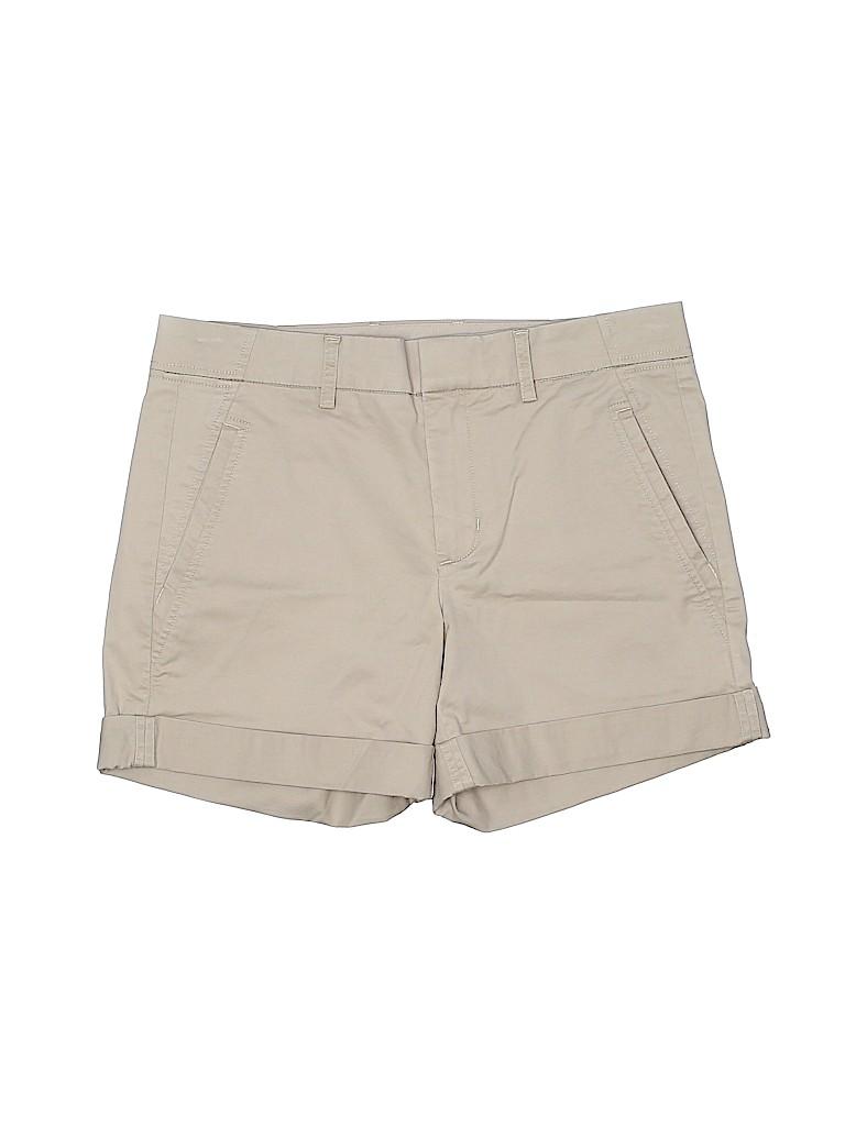 Vince. Women Khaki Shorts Size 4