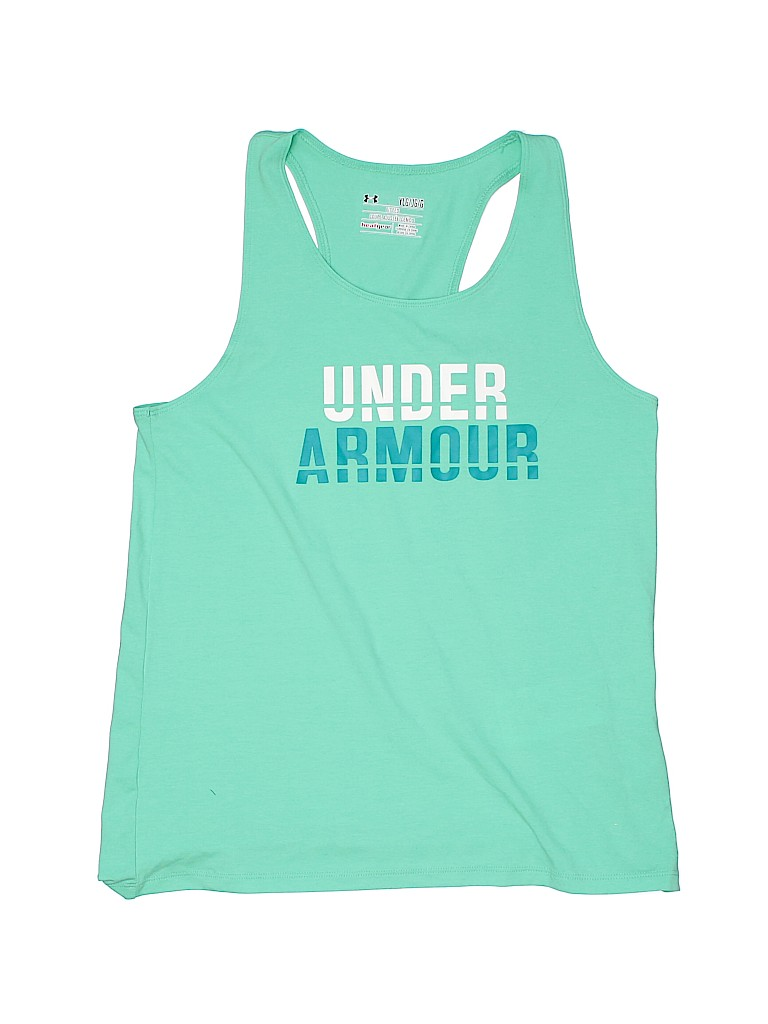 Under Armour Girls Active Tank Size L (Youth)