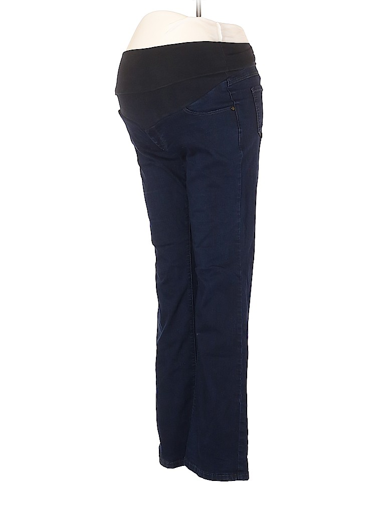 Thyme Women Jeans Size M (Maternity)