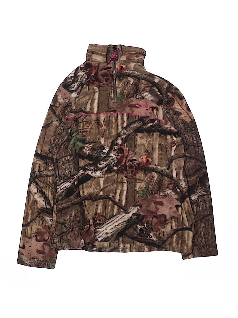 Assorted Brands Girls Fleece Jacket Size 12 - 14