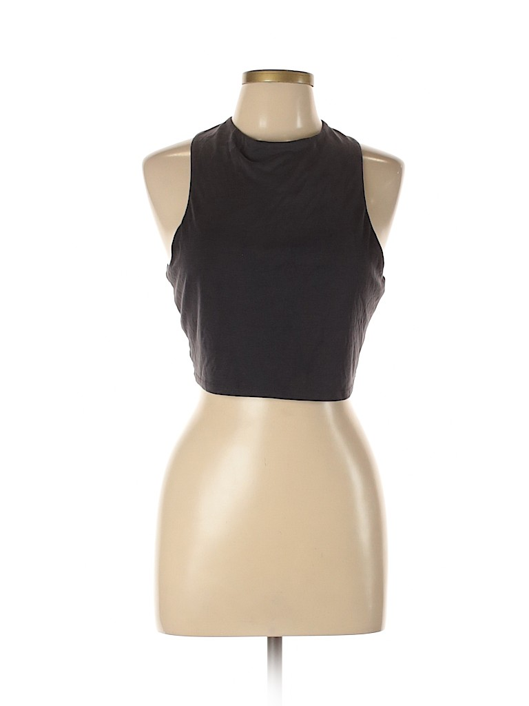 Silence and Noise Women Sleeveless Top Size L