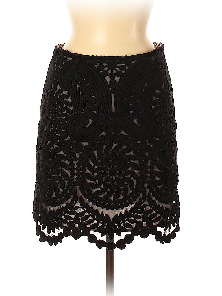 Yoana Baraschi Women Silk Skirt Size 2