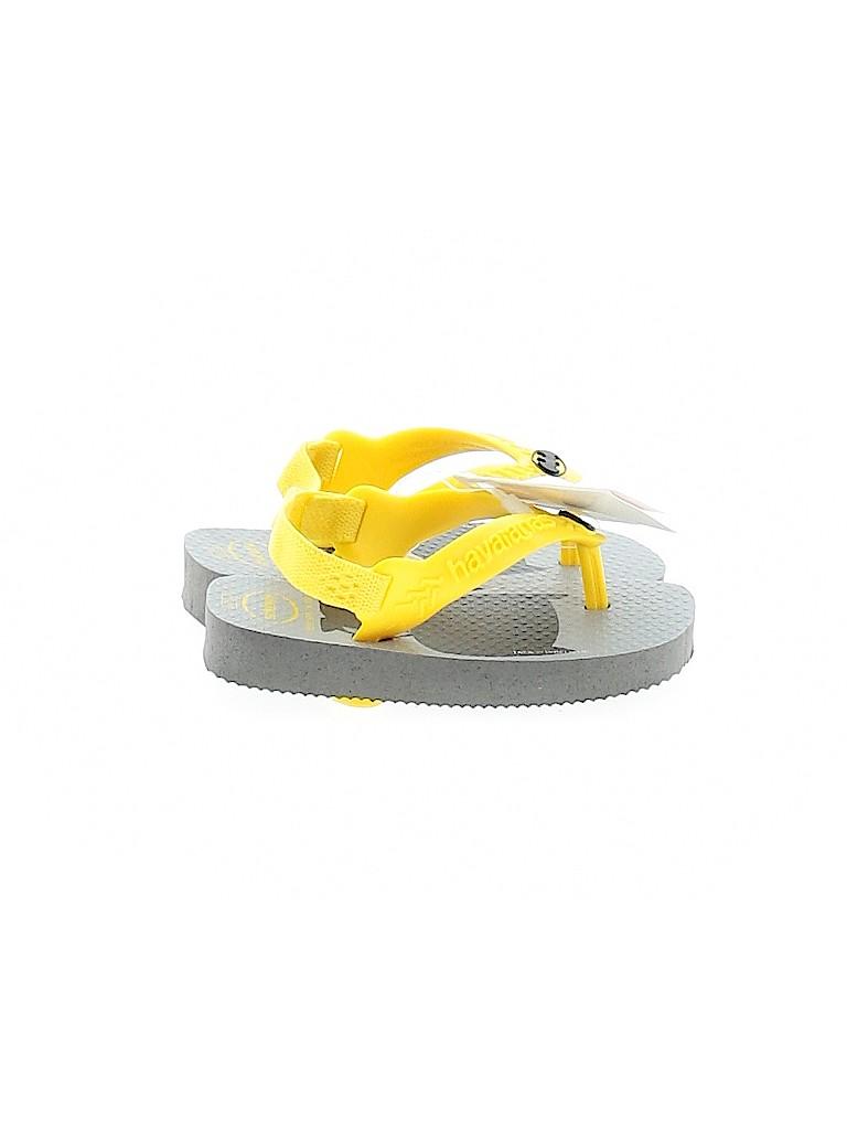 Havaianas Boys Sandals Size 4 Kids(0-12MO)