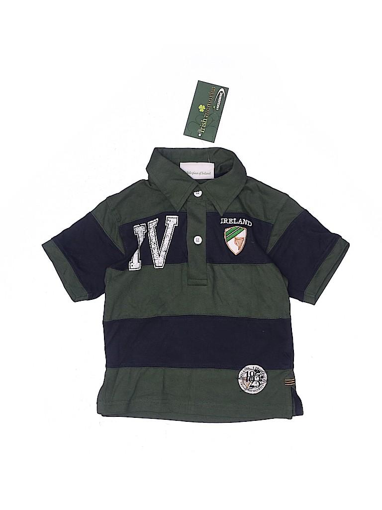 Lansdowne Boys Short Sleeve Polo Size 6 - 12