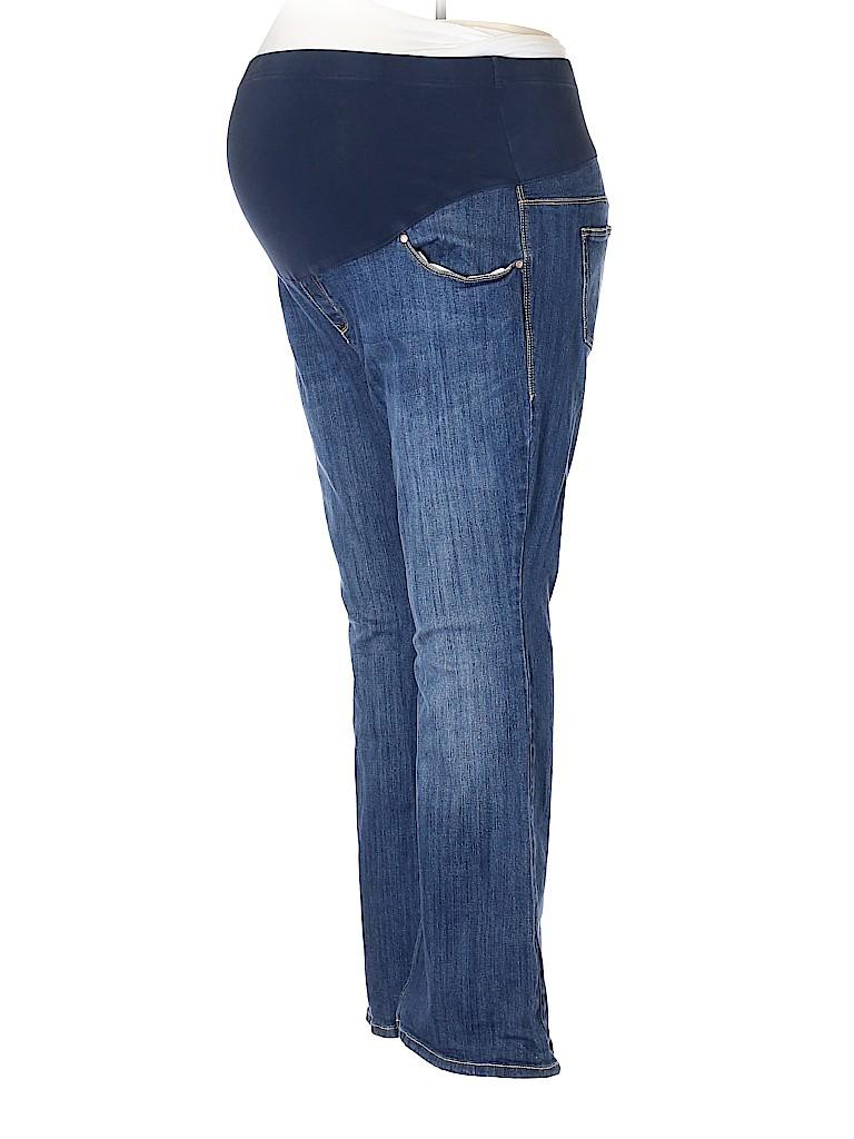Old Navy Women Jeans Size 16 (Maternity)