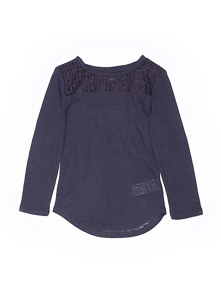 Old Navy Girls Long Sleeve Top Size 6 - 7
